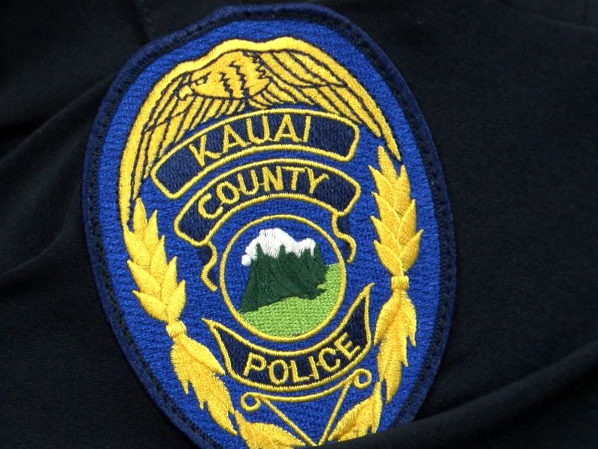 Kauai police seek tips in a hit-and-run crash involving a bicyclist overnight