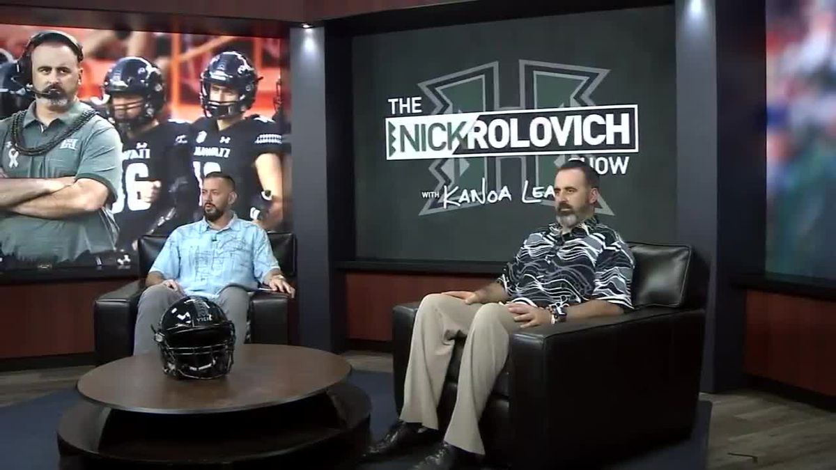 The Nick Rolovich Show: Week 7 (Bye)
