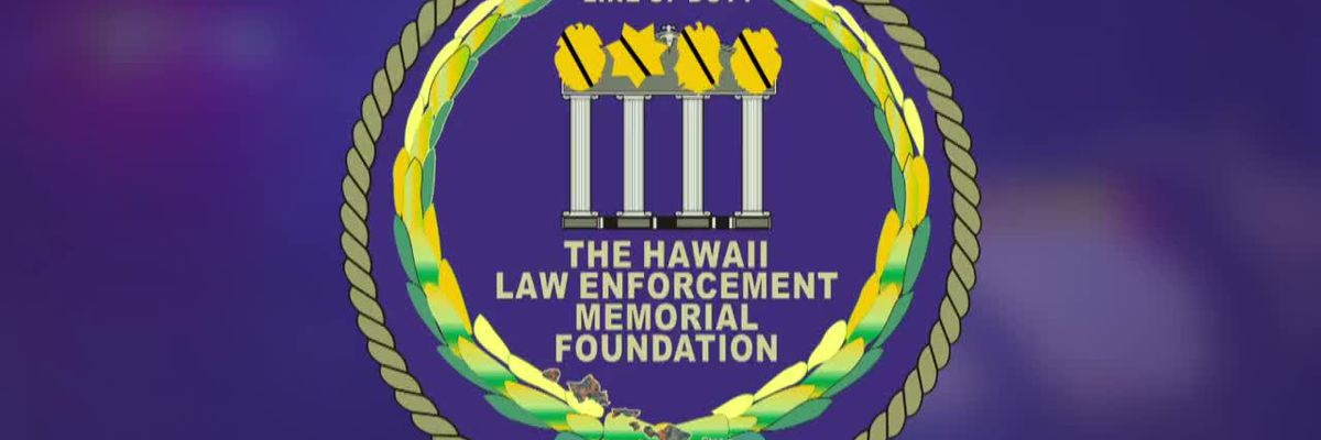 2021 Remembrance Ceremony (Hawaii Law Enforcement Memorial Foundation)