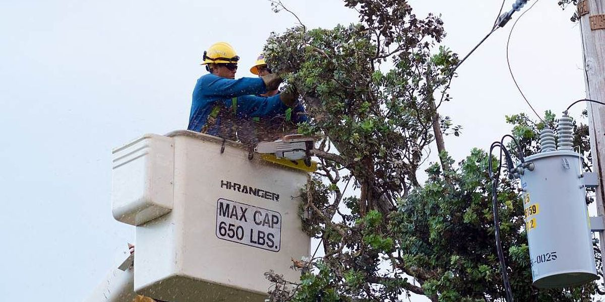 UPDATE: 800 customers remain without power following Iselle