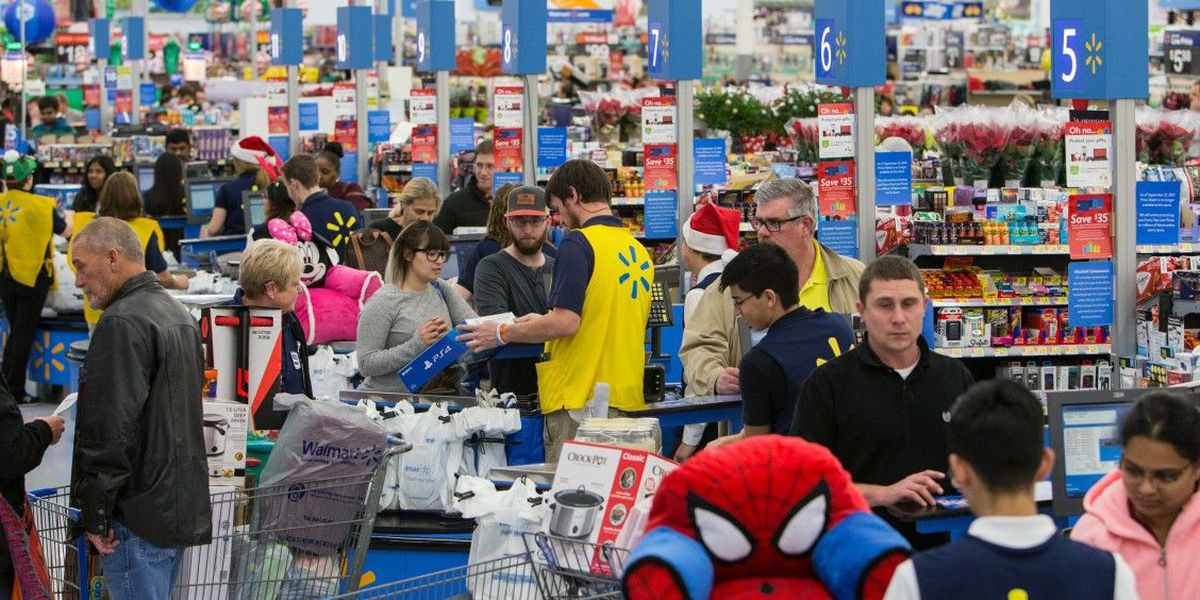 Walmart commits to hiring more veterans and military spouses