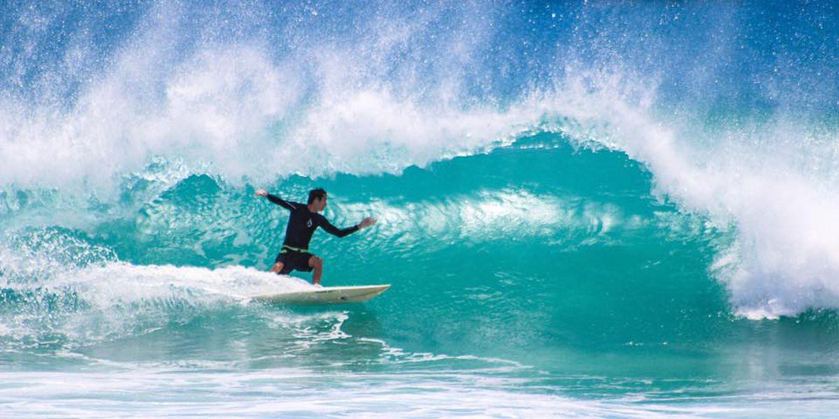 High surf advisory extended again