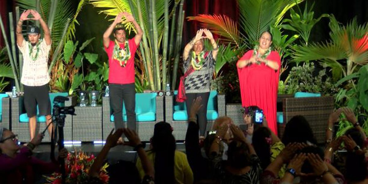TMT protest leaders draw standing-room-only crowd at Waikiki conference