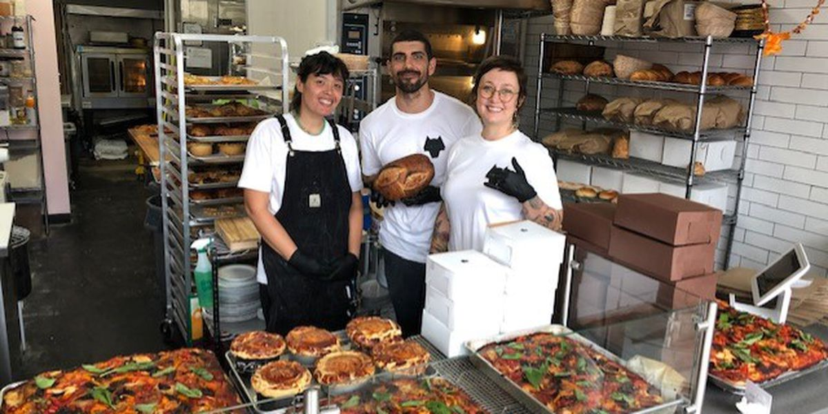What a difference a month makes: This once-busy bakery now struggles to stay afloat