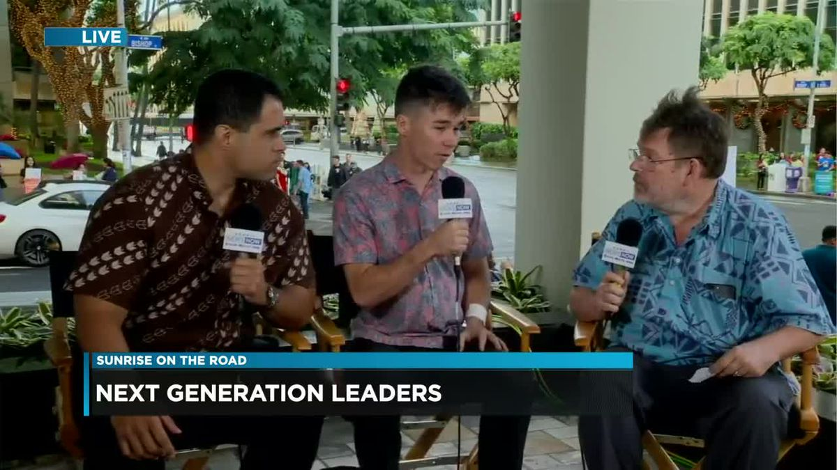SOTR Giving Tuesday: Next generation leaders