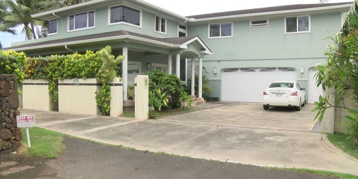 Rental prices in Hawaii are cooling off, but are still well above national average