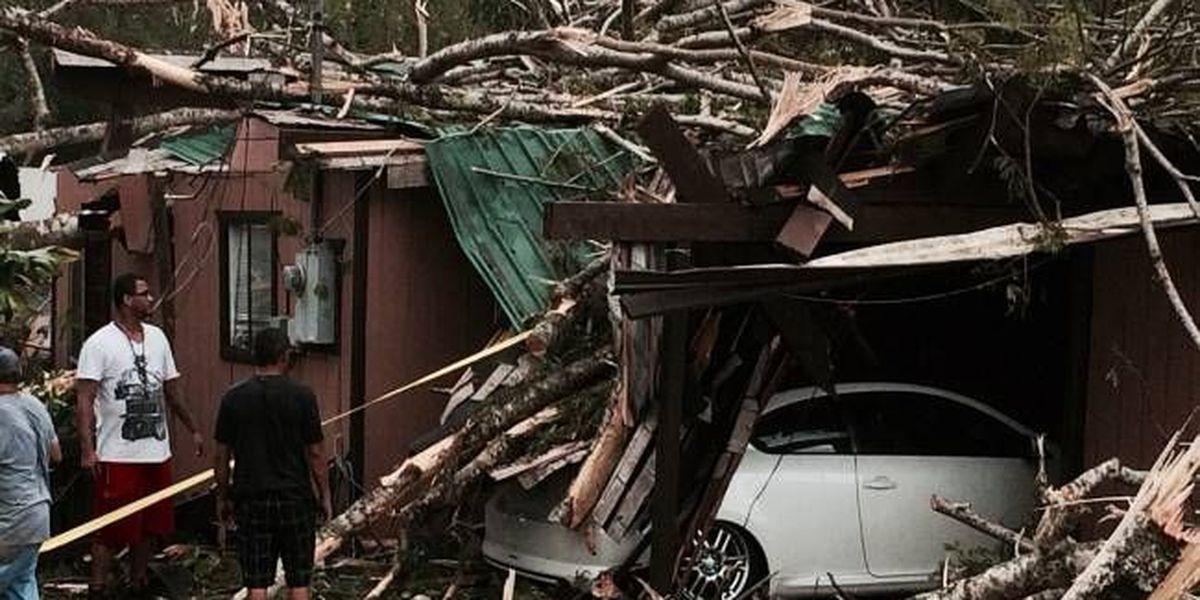 1,600 remain without Hawaiian Telcom service
