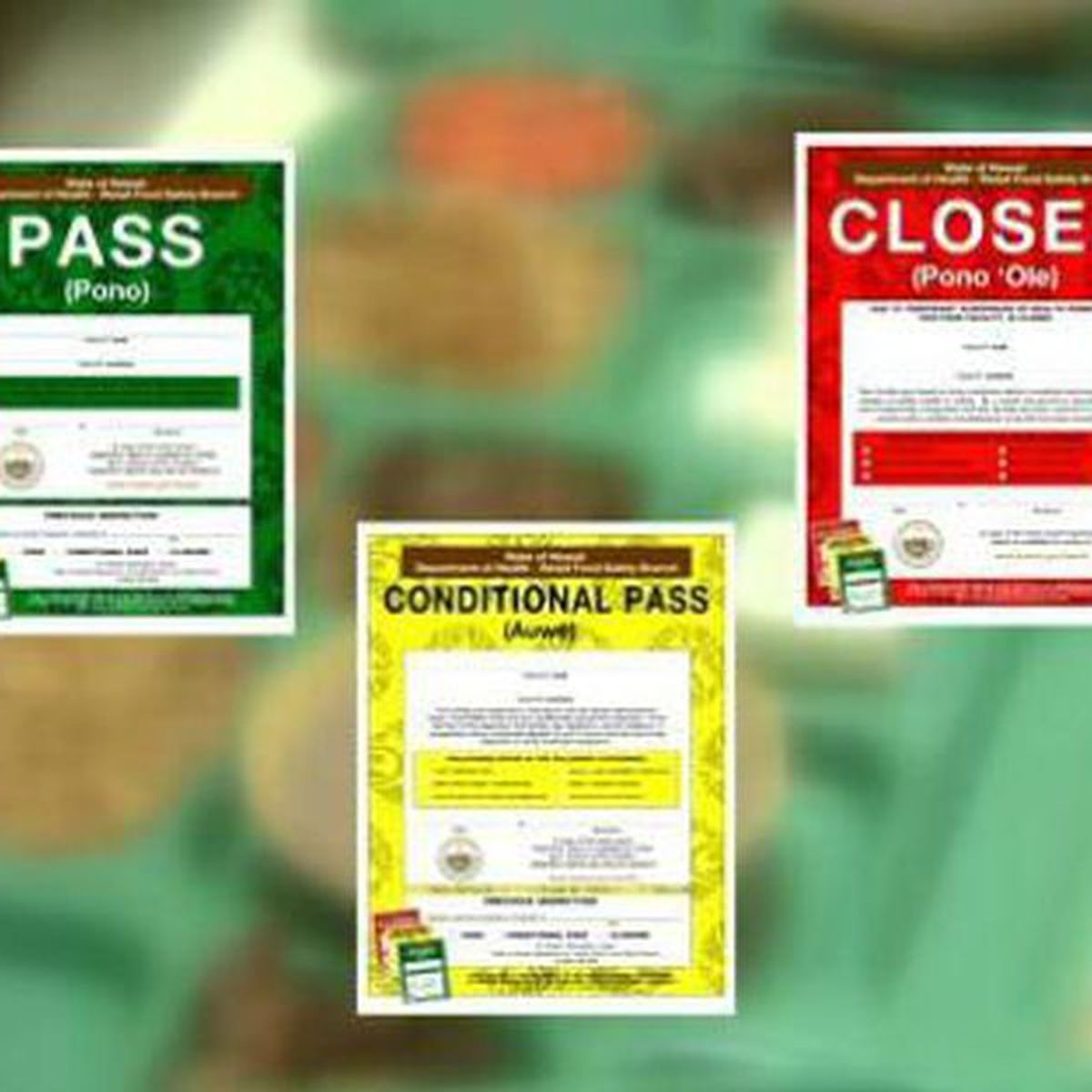 A colored placard system could soon identify businesses abiding by COVID precautions
