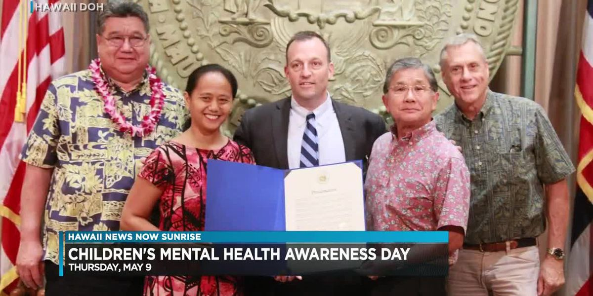 Multiple events to take place across the state for National Children's Mental Health Awareness Day
