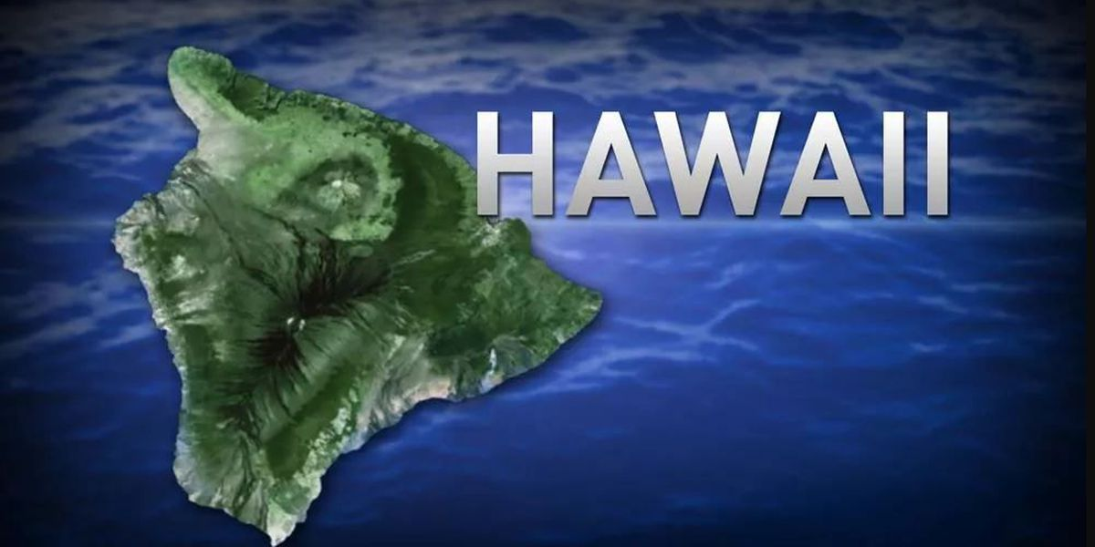 Teen rescued after being caught in a strong current off a Hawaii Island beach