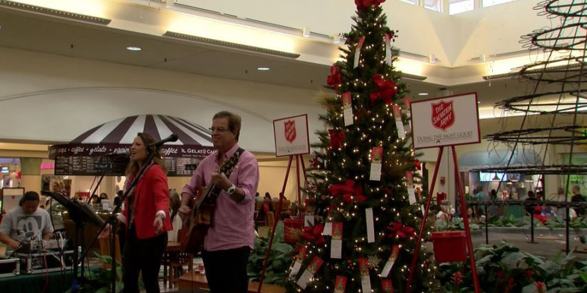 Salvation Army kicks off annual holiday drives for Season of Giving