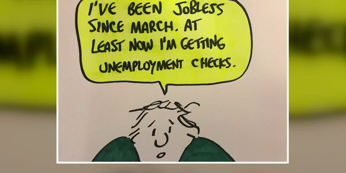 Explaining why some new unemployment claims are old ones