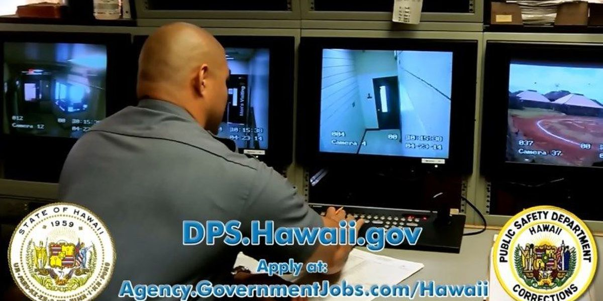 State recruiting adult correction officers