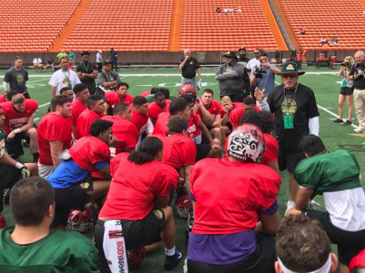 Playing 2019 Polynesian Bowl at Aloha Stadium is 'special' for local players