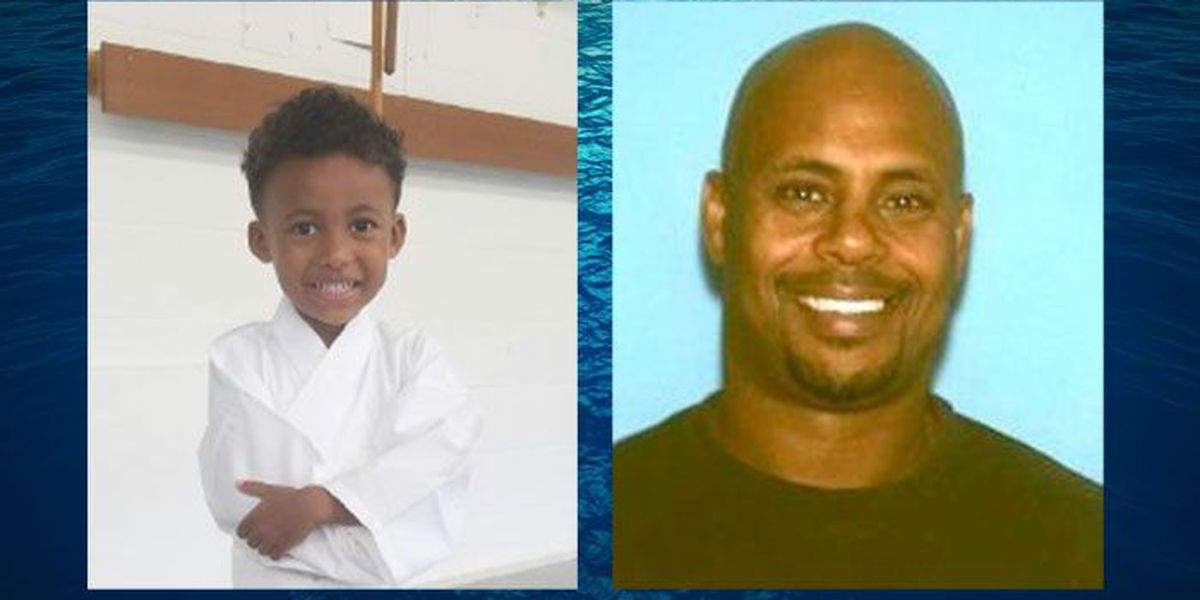 Authorities locate 44-year-old man, 3-year-old boy