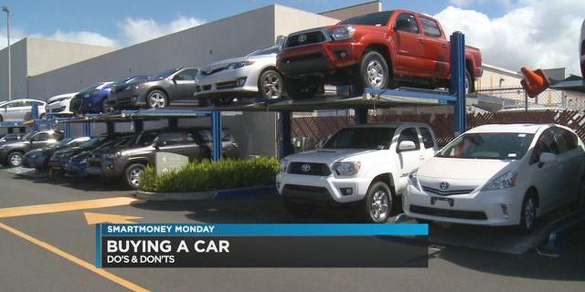 SmartMoney Monday: Buying a car