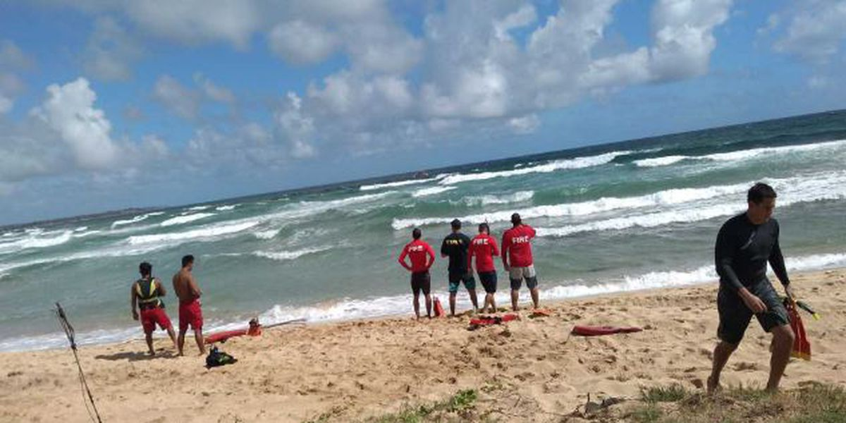 Still no sign of Lihue man missing off Kauai's east shore as search continues