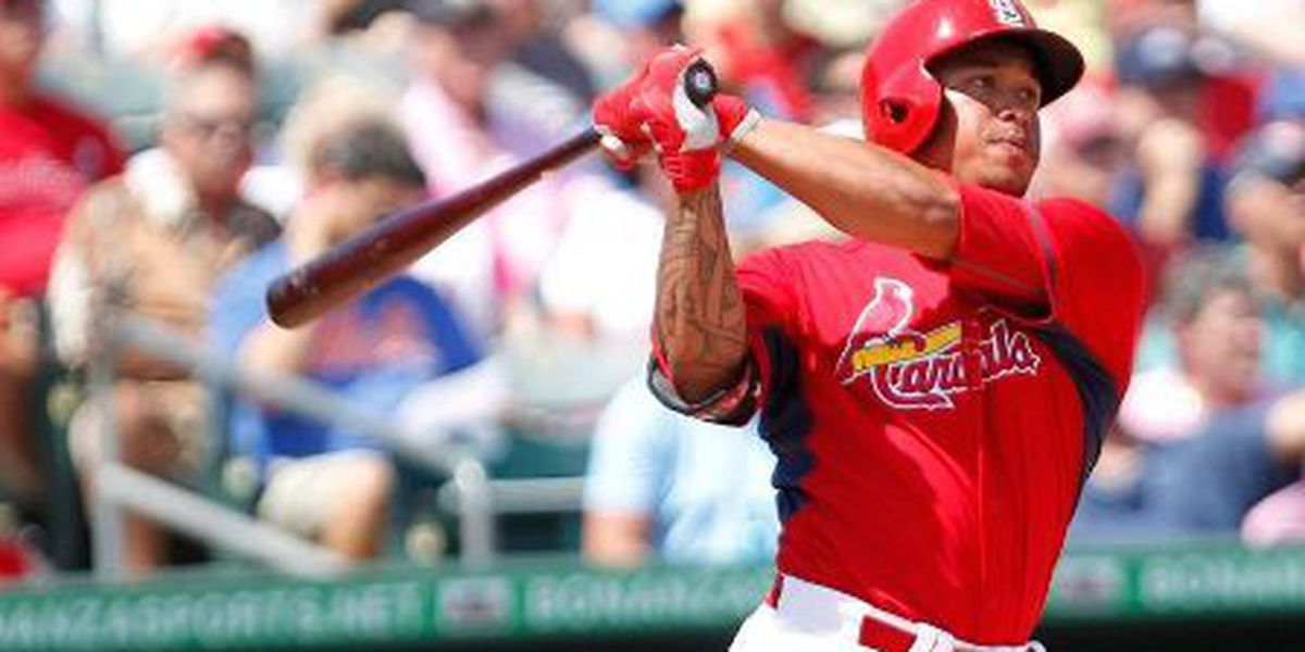 Wong doubles twice to extend hitting streak to eight games