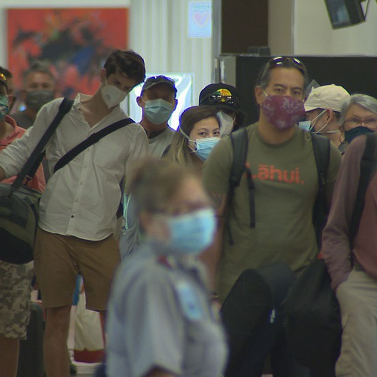 Hawaii has seen more than 30,000 arrivals since launch of traveler testing program
