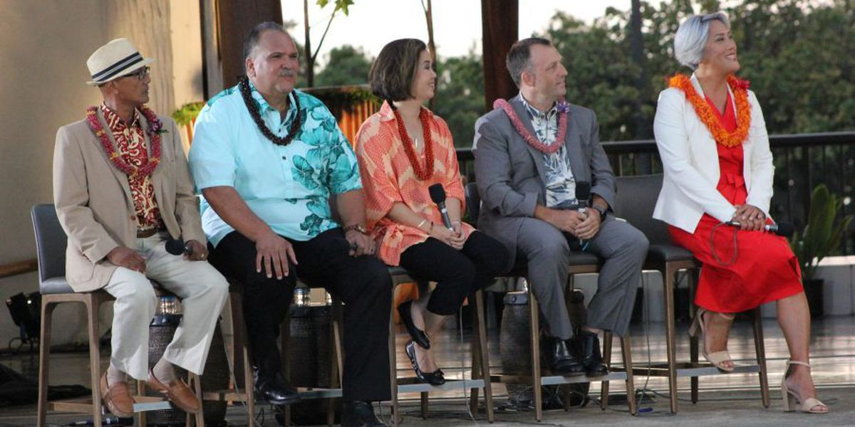 In debate, candidates for lieutenant governor point to their experience, priorities