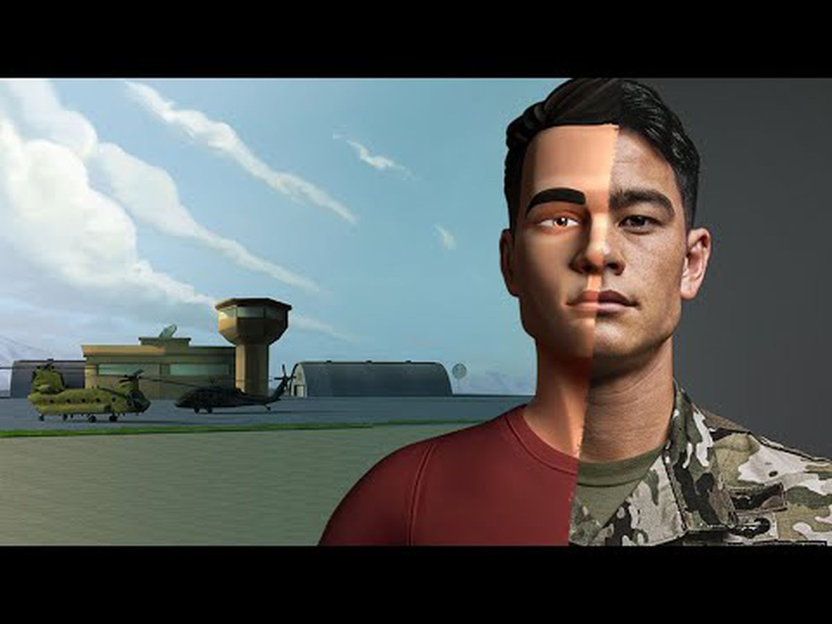 Hawaii soldier featured in Army's new anime recruiting campaign