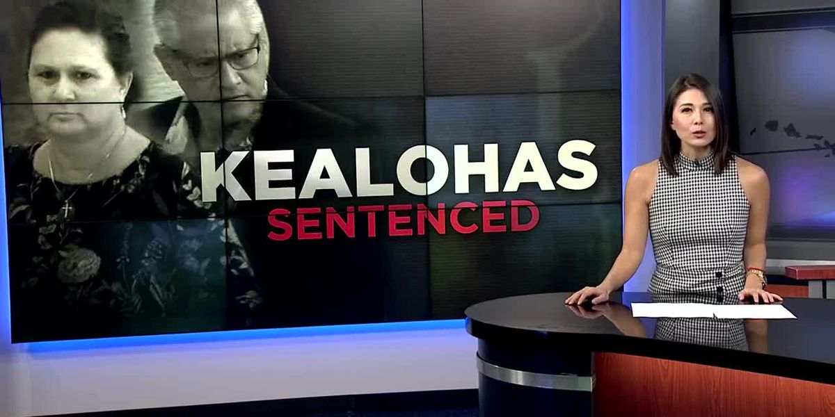 Calling their crimes 'shocking,' judge goes above guidelines in sentencing Kealohas