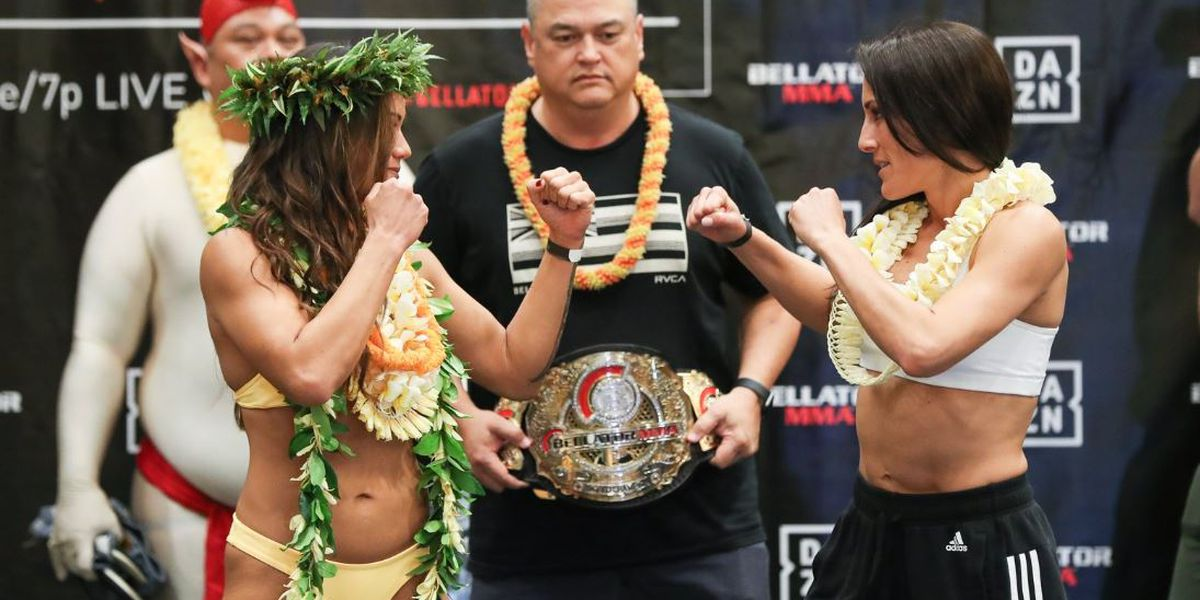 'Beyond our wildest dreams': Bellator 213 is a dream come true for Macfarlane and her family