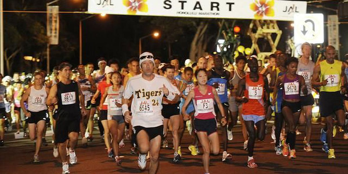 City urges vigilance, patience ahead of this year's Honolulu Marathon