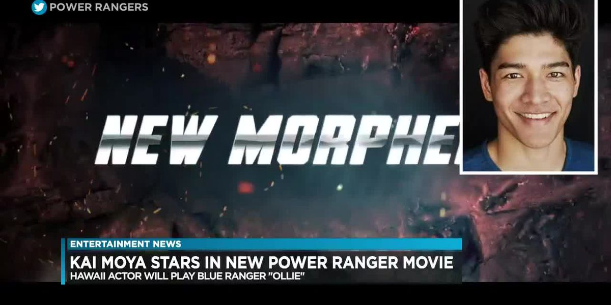 Entertainment: Hawaii actor to star in 'Power Rangers' movie