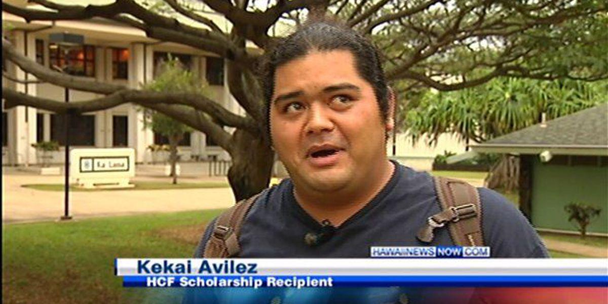Maui student overcomes drug addiction