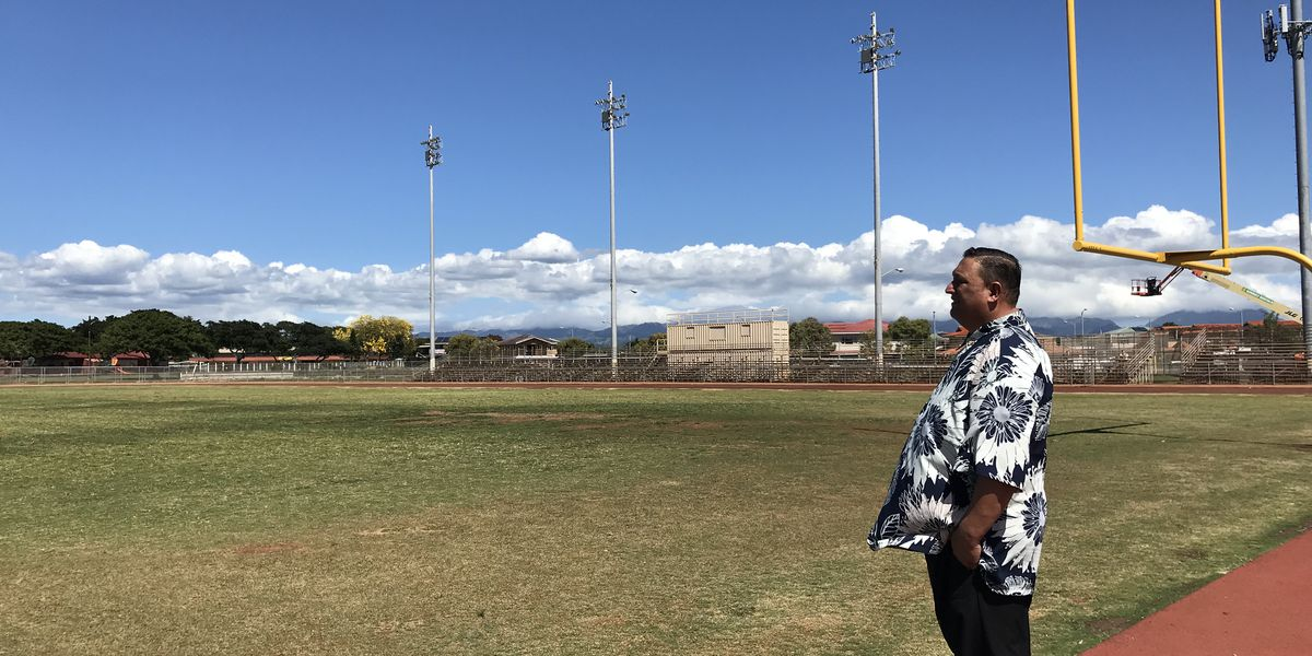 Ewa Beach community rallies for a new Campbell High School athletic complex