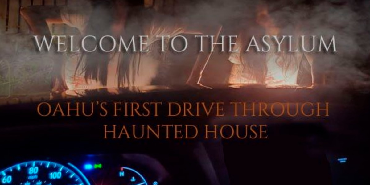 Spooky season is here: Hawaii's first drive-thru haunted house coming to Aloha Stadium