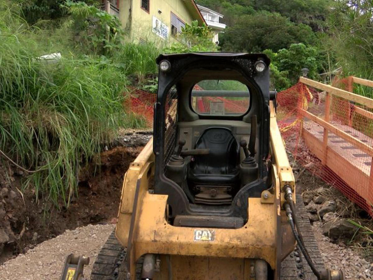 Anxious Palolo residents worry about home stability as erosion worsens