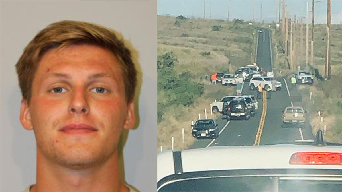 Man charged with manslaughter in crash that killed long-time Big Island firefighter