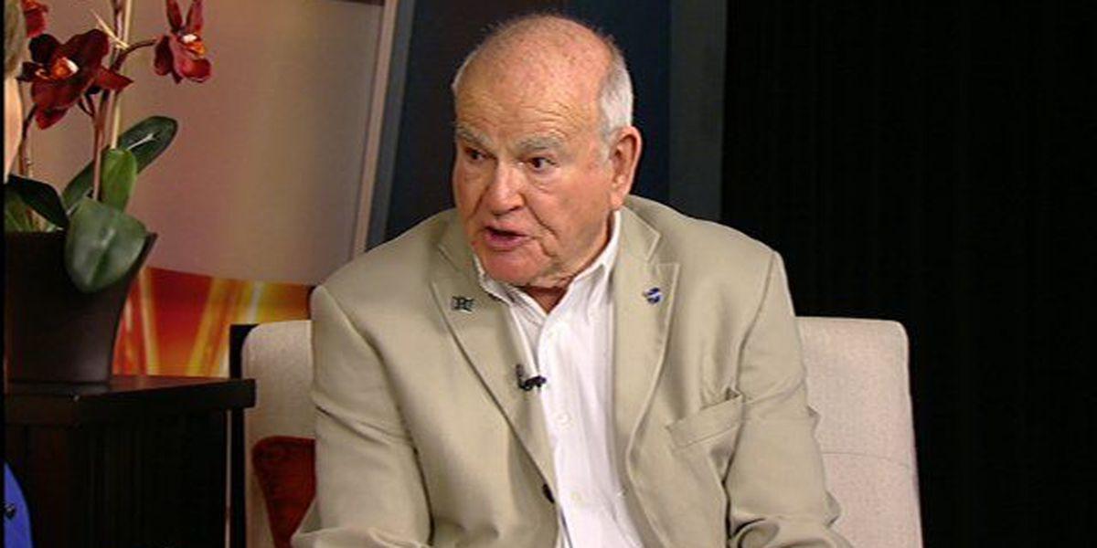 Nobel Prize winner Dr. Baruch Blumberg