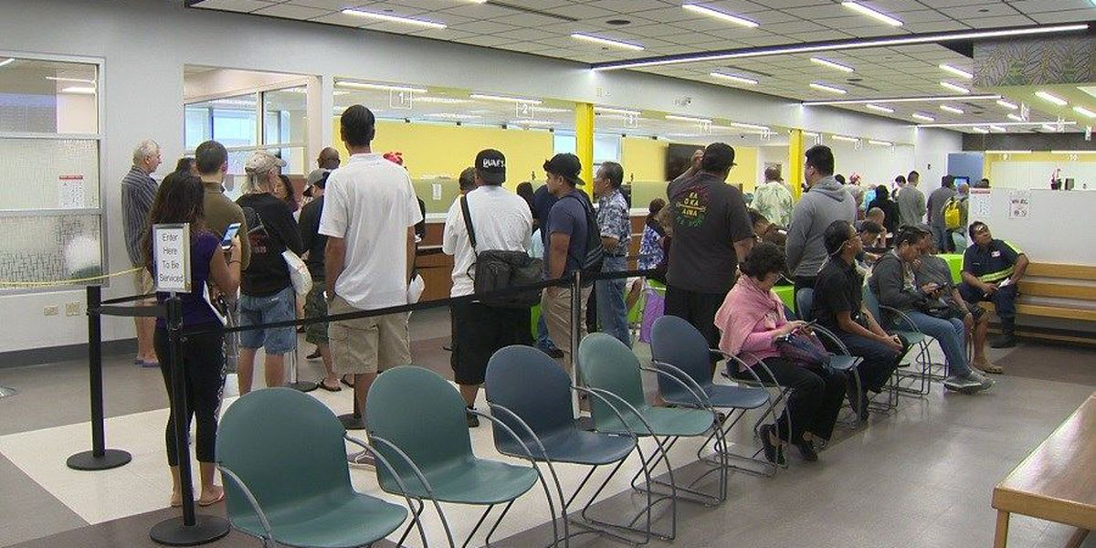 Shorter lines in store: City introduces DMV appointment system