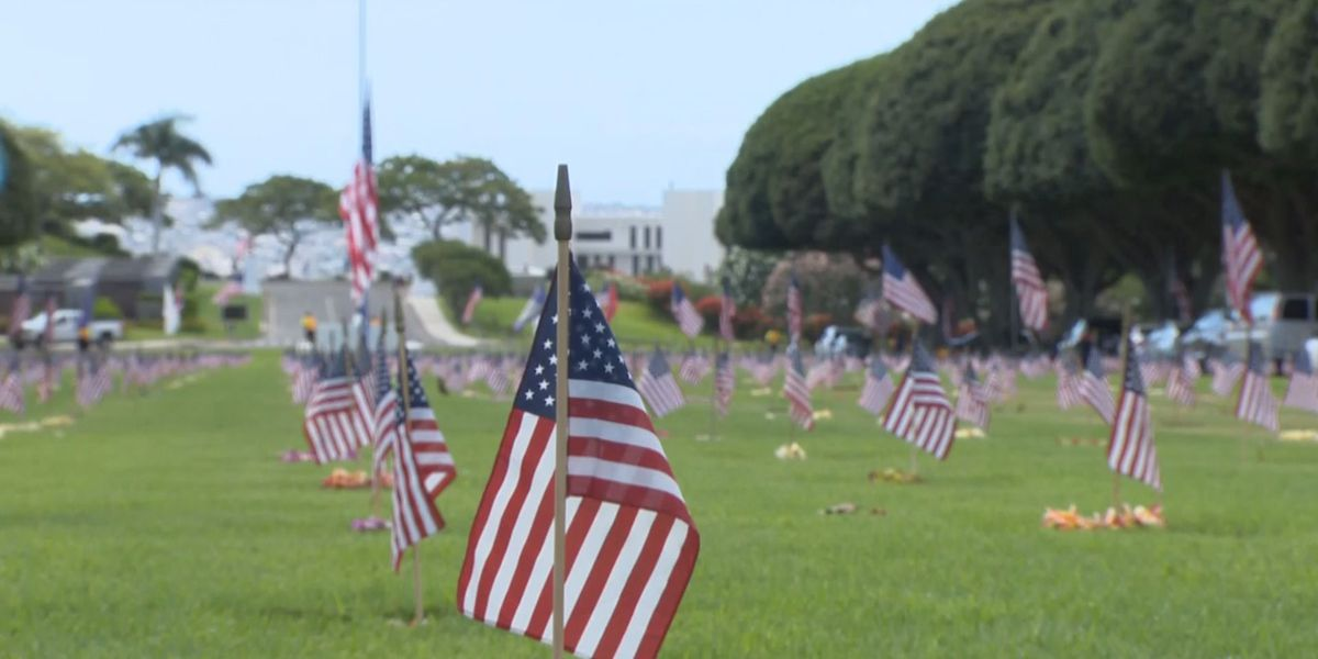 How are you marking this Memorial Day? Share your photos here.