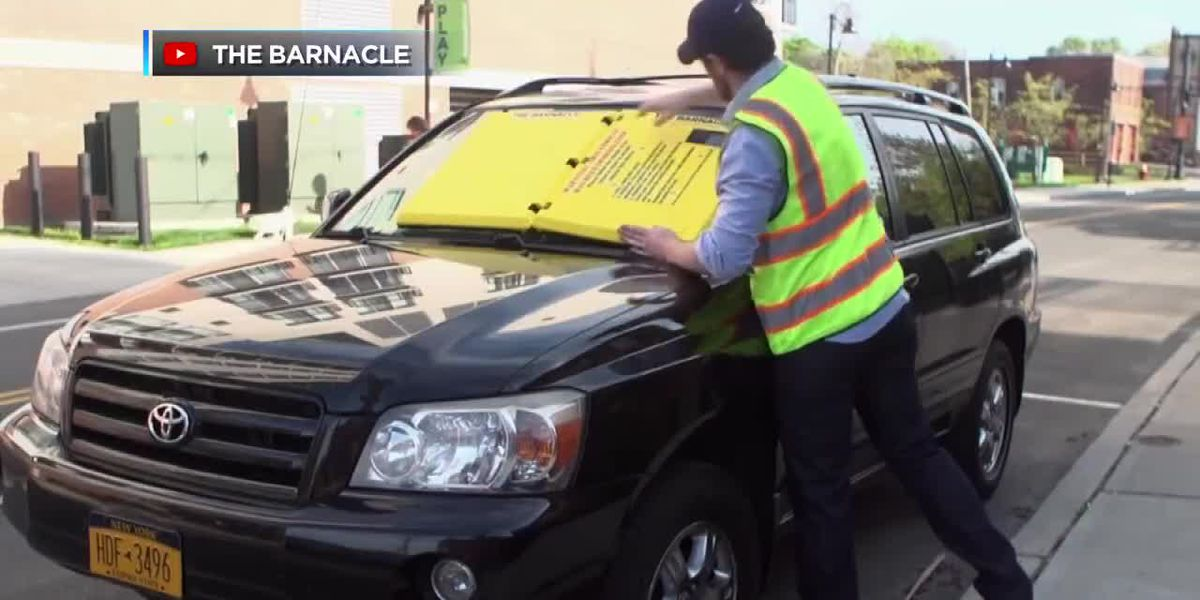 A parking enforcement tool called the 'Barnacle' is about to make its Hawaii debut