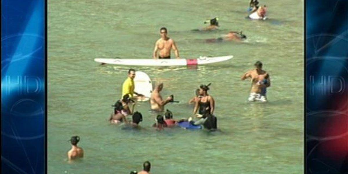 Hawaii ranked 5th nationally for beach water quality