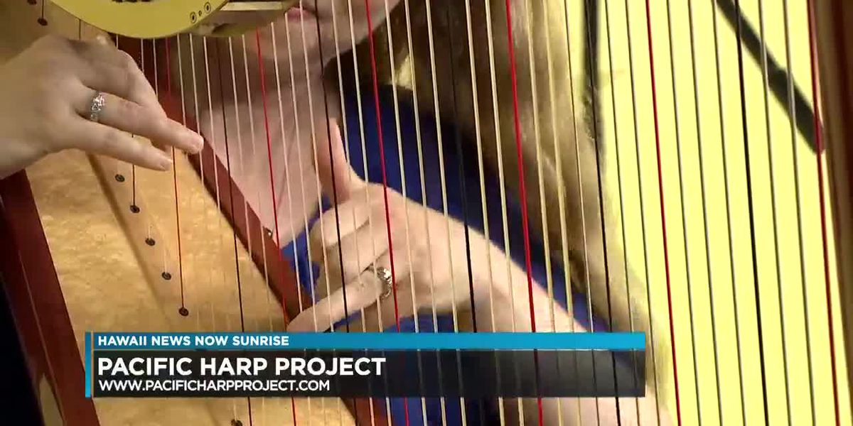 Pacific Harp Project to perform late December
