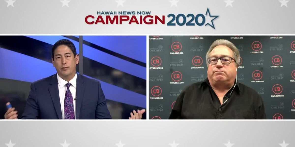 Civil Beat-HNN poll: Political newcomer, longtime politician take early leads in mayoral race