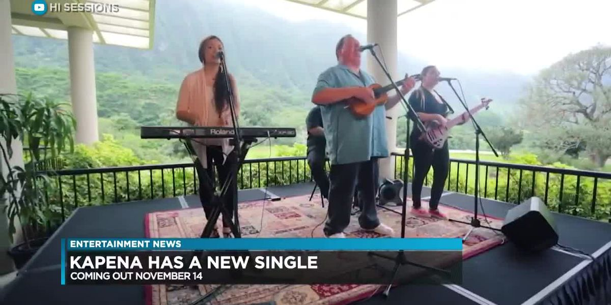 Entertainment: Kapena to release new single this month