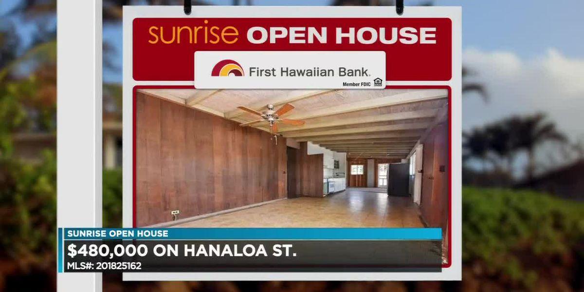Sunrise Open House: Ewa Beach
