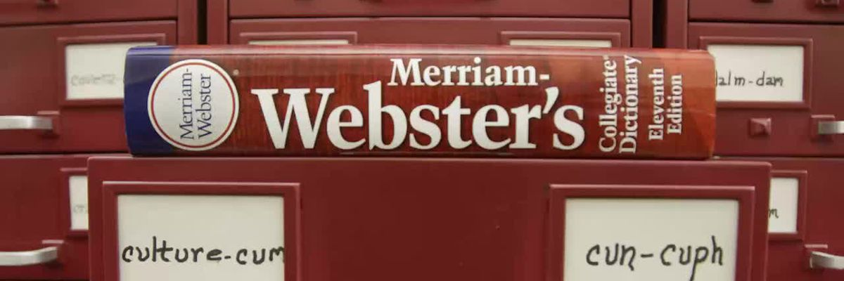 Merriam-Webster announces Word of the Year