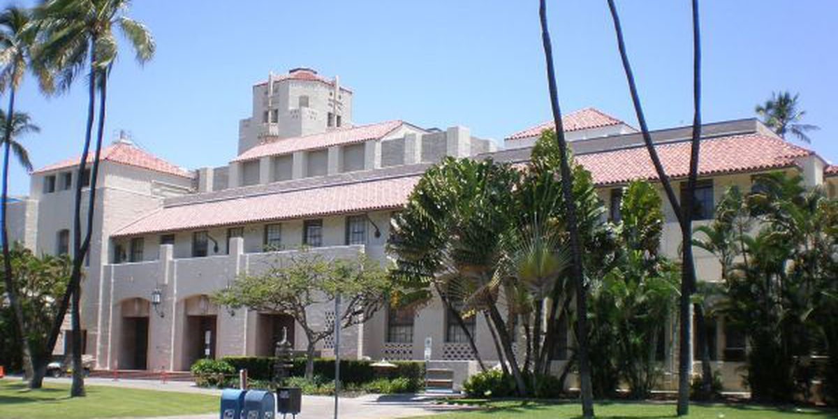 10 employees assigned to Honolulu Hale, annex test positive for COVID-19