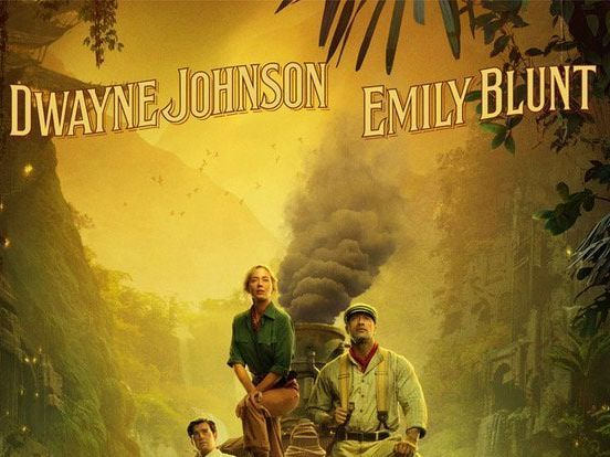 Trailer released for Dwayne Johnson's theme park ride inspired 'Jungle Cruise' movie