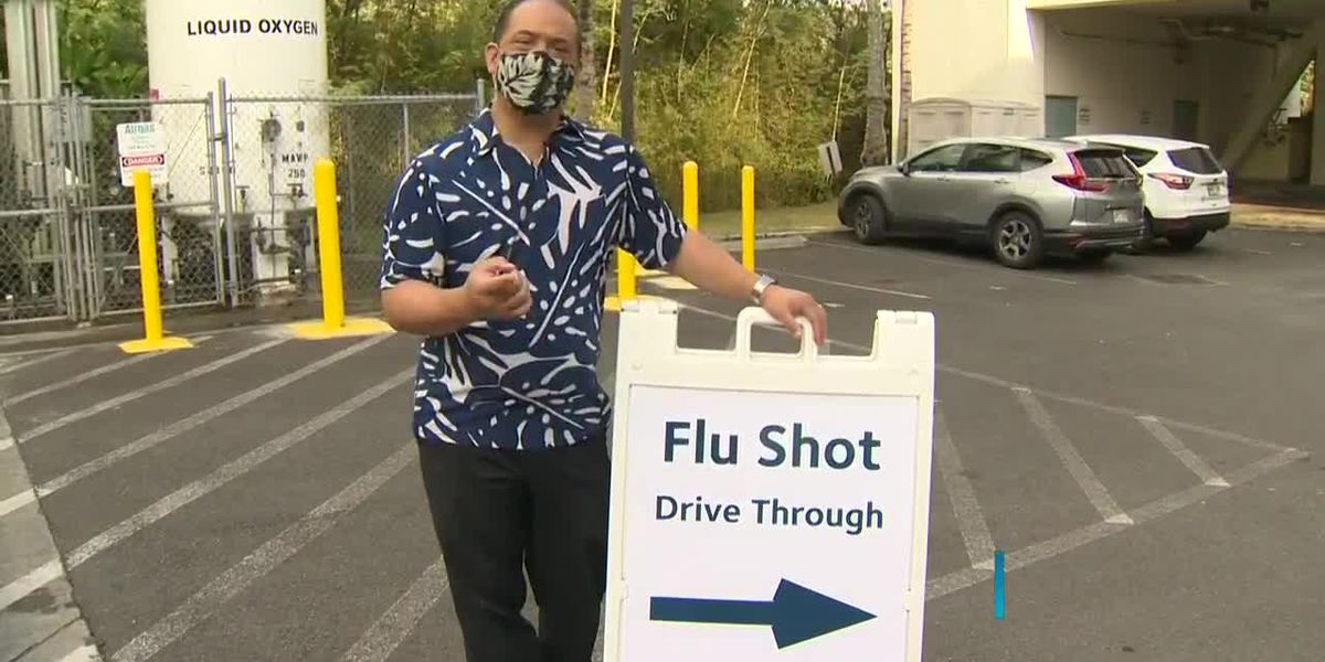 Flu season is right around the corner — and getting a flu shot is easier than ever