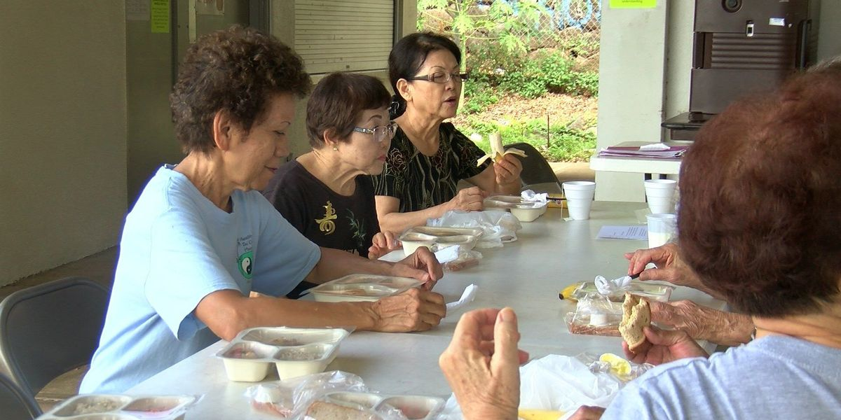 Federal funding delay could impact Oahu senior services