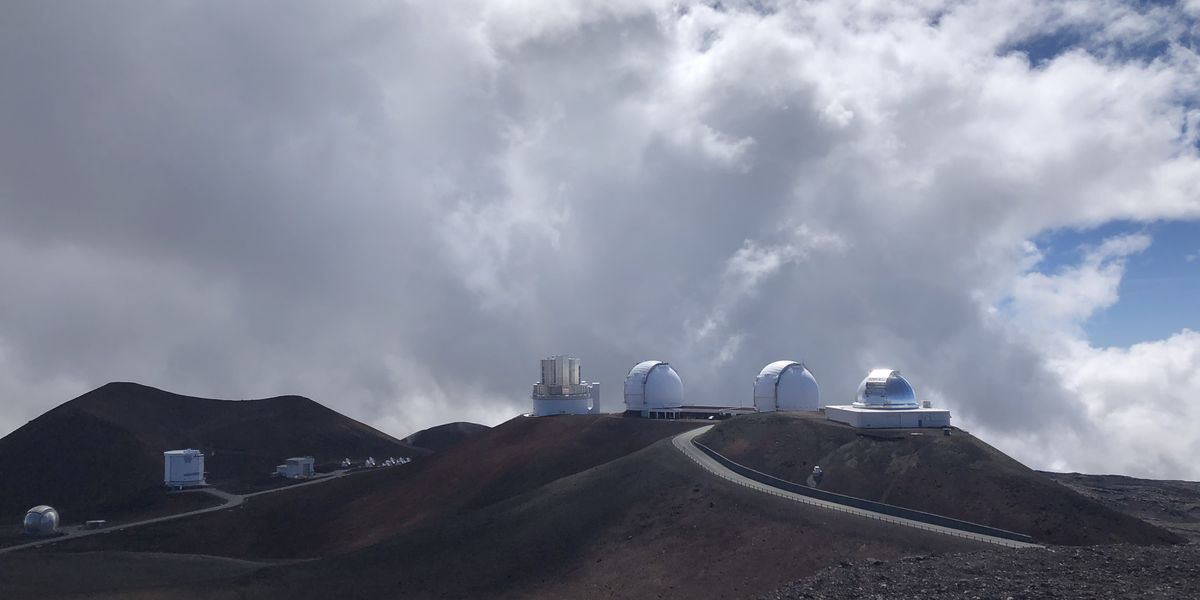 University of Hawaii proposes teaching telescope on mountain