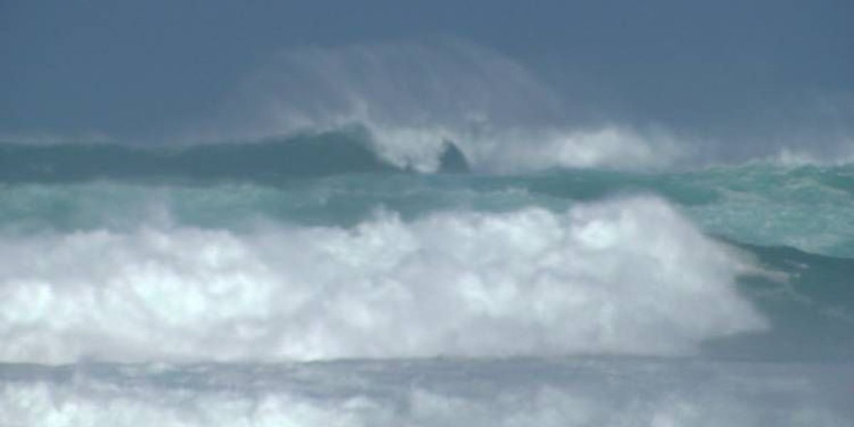 High Surf Advisory in effect for east-facing shores